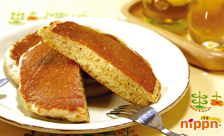 アマニパンケーキ