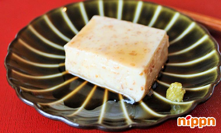 五万石風アマニ豆腐(本葛粉使用)